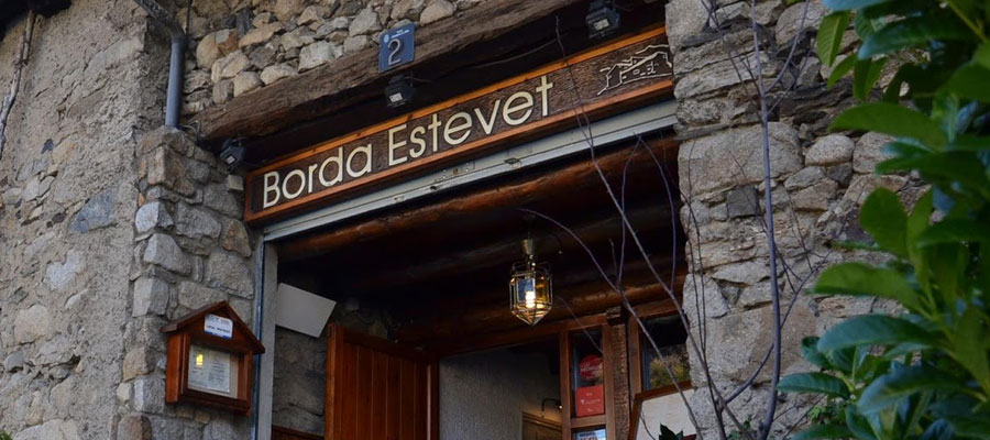 borda estevet andorra la vella